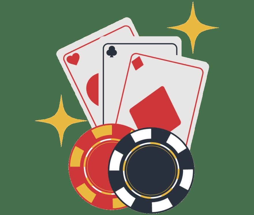 Los 155 mejores sitios de Casino de Veintiuna en línea en Paraguay