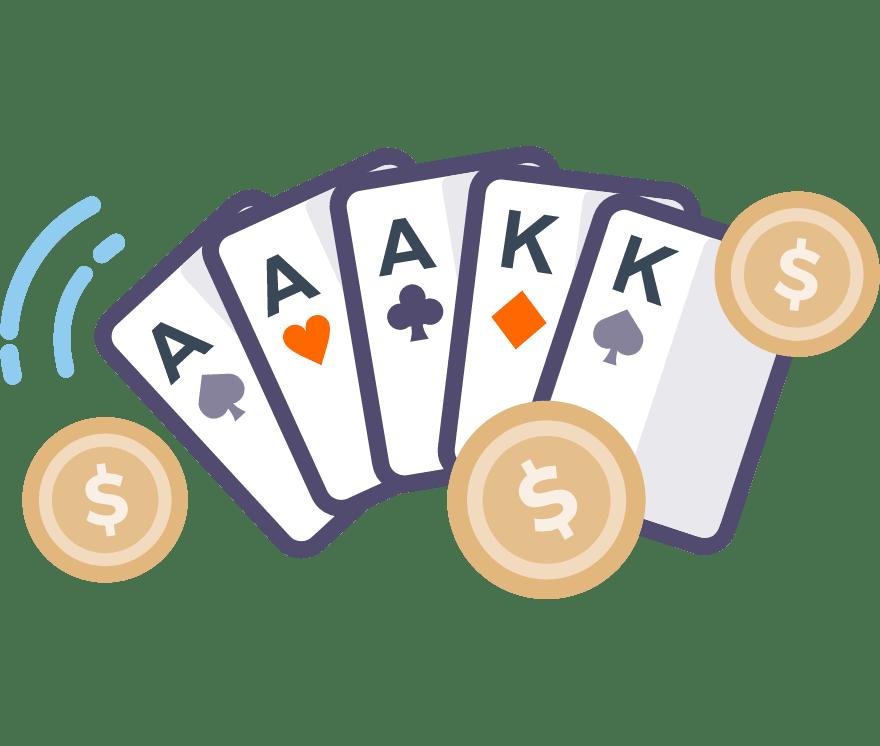 Los 109 mejores sitios de Casino de Póker en línea en Paraguay
