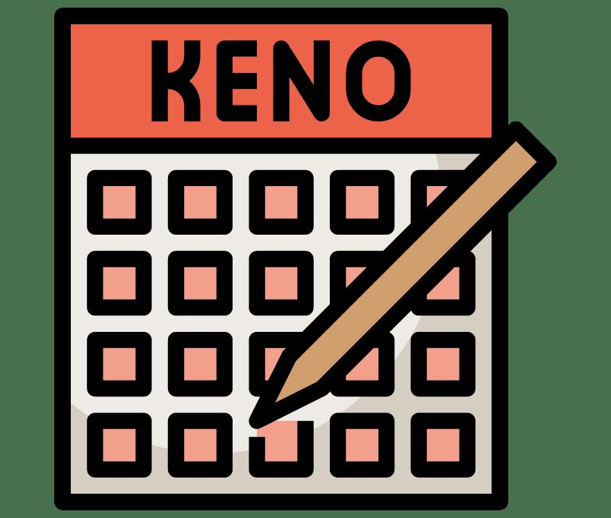 Los 46 mejores sitios de Casino de Keno en línea en Paraguay