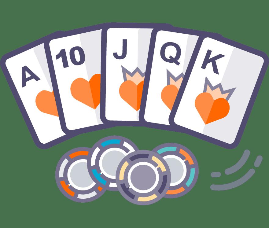 Los 49 mejores sitios de Casino de Texas Holdem en línea en Paraguay