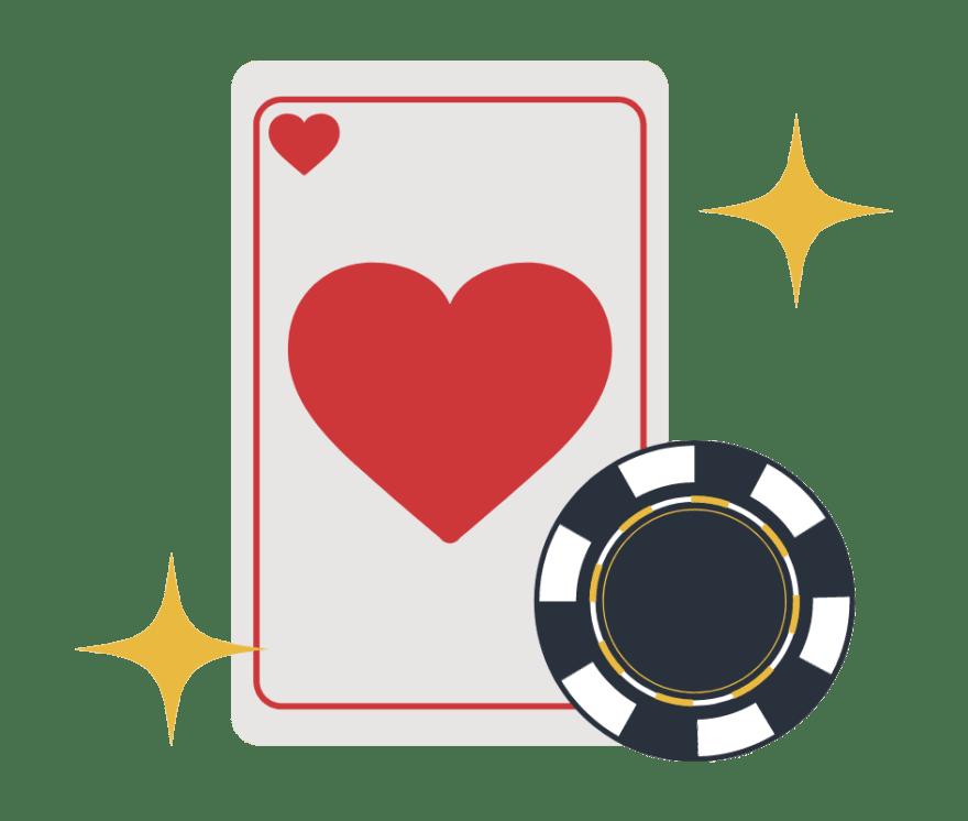 Los 112 mejores sitios de Casino de Póker en línea en Paraguay