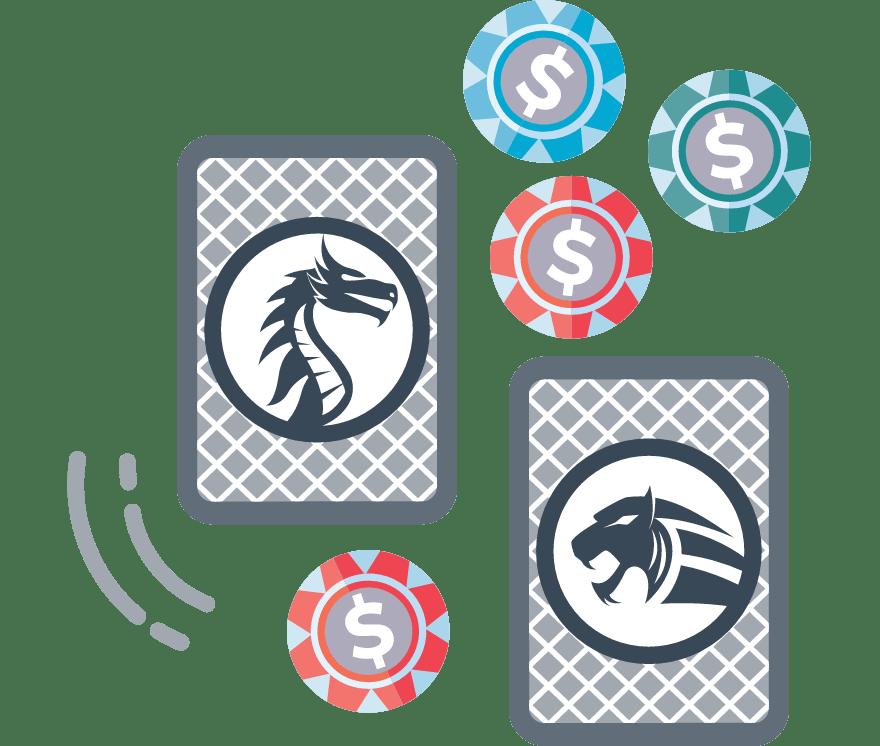 Los 50 mejores sitios de Casino de Dragón Tigre en línea en Paraguay