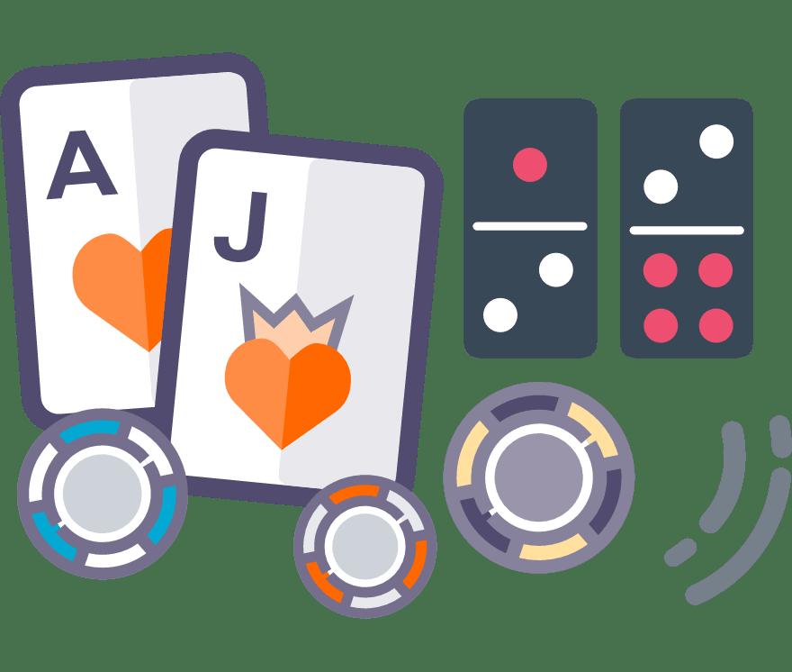 Los 59 mejores sitios de Casino de Pai Gow en línea en Paraguay