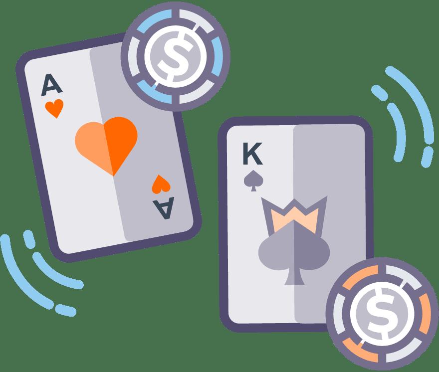Los 7 mejores sitios de Casino de Guerra de casino en línea en Paraguay